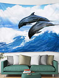 cheap -Wall Tapestry Art Decor Blanket Curtain Hanging Home Bedroom Living Room Decoration and Modern and Beach Theme