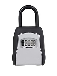 cheap -Key Safe Box Outdoor Wall Mount Combination Password Lock Hidden Keys Storage Box Security Safes For Home Office
