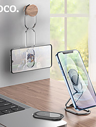 cheap -HOCO Phone Holder Stand Mount Desk Cell Phone Adjustable Stand Phone Desk Stand Adjustable Metal Phone Accessory iPhone 12 11 Pro Xs Xs Max Xr X 8 Samsung Glaxy S21 S20 Note20