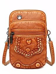 cheap -Women's Bags Crossbody Bag Daily 2021 MessengerBag White Black Yellow