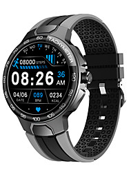 cheap -E15 Unisex Smartwatch Bluetooth Heart Rate Monitor Blood Pressure Measurement Calories Burned Media Control Health Care Stopwatch Pedometer Call Reminder Activity Tracker Sleep Tracker