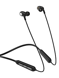 cheap -Joyroom JR-D5 Neckband Headphone Bluetooth5.0 Stereo with Microphone with Volume Control for Apple Samsung Huawei Xiaomi MI  Mobile Phone