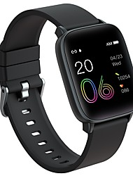 cheap -Y93 Smartwatch for Apple/Android Phones, Sports Tracker Support Heart Rate/Blood Pressure Measure