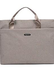 cheap -Unisex Bags Nylon Top Handle Bag Zipper Solid Color Daily Office & Career 2021 Handbags Black Blushing Pink Khaki Gray