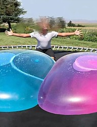 cheap -Children Outdoor Soft Air Water Filled Bubble Ball Blow Up Balloon Toy Fun Party Game Great Gifts wholesale