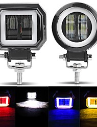 cheap -Motorcycle / Car LED Working Lights Light Bulbs For universal All years