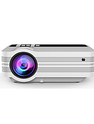 cheap -Smartldea UB10 Mini Android 6.0 WiFi HD Home Projector Portable Multimedia LED Proyector with USB HD-in VGA SD AV Video Beamer