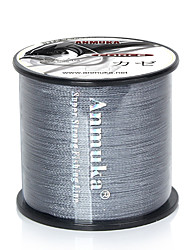 cheap -PE Braided Line / Dyneema / Superline 8 Strands Fishing Line 300M / 330 Yards PE 80LB 65LB 50LB