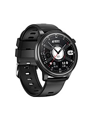 cheap -S31 Smartwatch for Android iOS Samsung Apple Xiaomi Bluetooth 1.2 inch Screen Size IP 67 Waterproof Level Touch Screen Heart Rate Monitor Blood Pressure Measurement Sports Female Physiological Cycle