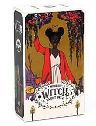 cheap -78 tarrot cards inspired by fashion and modern witches