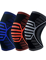 cheap -1 Pc Knee Brac Compression Knee Sleeve Support for Men & Women Running Arthritis ACL Joint Pain Relief Meniscus Tear Knee Pain Recovery Sports