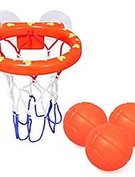 cheap -Bath Toy Bathtub Pool Toys Water Pool Bathtub Toy Basketball Plastic Easy to Install Bathtime Bathroom for Toddlers, Bathtime Gift for Kids & Infants / Kid's