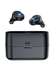 cheap -BNO AUDIO i31 Wireless Earbuds TWS Headphones Bluetooth Earpiece Bluetooth5.0 with Microphone HIFI Waterproof IPX7 Auto Pairing Smart Touch Control for for Mobile Phone
