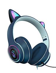 cheap -AKZ-023 Gaming Headset USB 3.5mm Headphone 3.5mm Microphone Desktop Computer Stereo HIFI for Apple Samsung Huawei Xiaomi MI  PlayStation Xbox