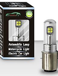 cheap -OTOLAMPARA Original Bulb Size Plug and Play Installation Super Bright Lightness Motorcycle LED Headlight BulbH7 H1 H4 BA20D H8 for Harley/Honda/Suzuki/Kawasaki 1pcs