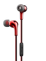 cheap -HOCO M30 Wired In-ear Earphone 3.5mm Audio Jack Ergonomic Design Stereo with Microphone for Apple Samsung Huawei Xiaomi MI  Mobile Phone