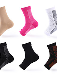cheap -10 Pairs All-match Foot Protection Compression Socks Foot Angel Ankle Protection Socks Outdoor Sports Compression Socks