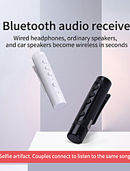 cheap -D8/D9 Bluetooth Receiver Bluetooth 5.0 3.5mm Microphone&audio Interface*1