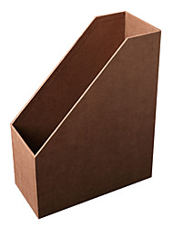 cheap -Desk Storage Box Office Shelves Vertical Desktop Folder Data Student Dormitory Books Book Standing Paper