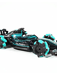 cheap -Remote Control Car 1/12 Scale RC Car Toys 2.4Ghz Spray Racing Car Toys with Rear Fog Stream LED Light and Sound Electric Hobby Car for Kids Teens Adults with 1 Rechargeable Batteries