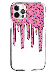 cheap -Cartoon Print Phone Case For Apple iPhone 12 iPhone 11 iPhone 12 Pro Max Unique Design Protective Case Pattern Back Cover TPU