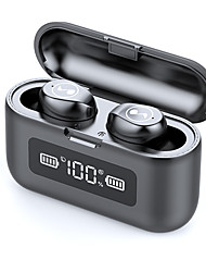 cheap -281 True Wireless Headphones TWS Earbuds Bluetooth5.0 Stereo with Volume Control HIFI for Apple Samsung Huawei Xiaomi MI  Mobile Phone