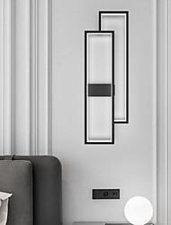 cheap -40/60 cm LED Wall Lights Bedside Lamp Modern Living Room Office Aluminum Wall Light 110-120V 220-240V 30/41 W
