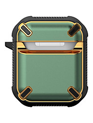 cheap -Case For AirPods / AirPods Pro Shockproof / Cool Headphone Case Hard