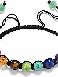 cheap -marben top handmade 7 chakra bracelet healing crystal meditation relax anxiety for women's and mens