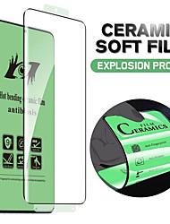 cheap -Full Glue Soft Glass For Samsung Galaxy A72 A52 A42 PET Ceramics Ultra Thin Screen Protector For Galaxy A31 A51 A02S A90 A80 A70 A81 A91 A71 A21S