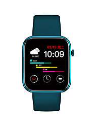 cheap -696 Z15 Unisex Smart Wristbands Bluetooth Heart Rate Monitor Blood Pressure Measurement Calories Burned Information Activity Tracker Sleep Tracker Find My Device
