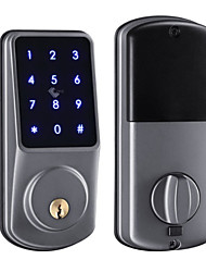 cheap -WAFU WF-006 Aluminium alloy / ABS+PC lock / Remote Lock / Intelligent Lock Smart Home Security iOS / Android System Password unlocking / Mechanical key unlocking / APP unlocking Household / Home