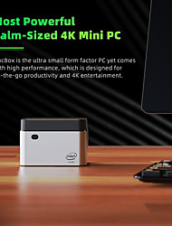 cheap -KB1 Mini PC Celeron J4125 2~2.7GHz DDR4 128GB SSD / 256GB SSD / 512GB SSD Windows10 Laptop Notebook