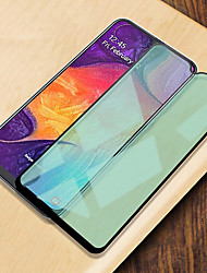 cheap -Tempered Glass Protector For Samsung Galaxy A60 A50S Green Light Film Glass Screen Protector For Galaxy A50 A40 A30 A20 A10