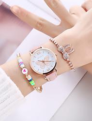 cheap -Girls' Quartz Watches Analog Quartz Butterly Style Stylish Minimalist Creative