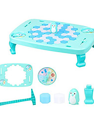 cheap -Break Ice Blocks Set for Children Zyqzw Mini Save Penguin Don't Break The Ice Penguin Trap Party Supplies Funny Toys Entertainment Gift for Kids