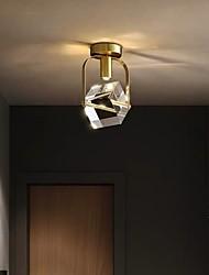 cheap -18 cm Pendant Lantern Design Flush Mount Lights Copper Brass Modern 110-120V 220-240V