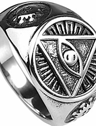 cheap -stainless steel all seeing eye of god ring (6)