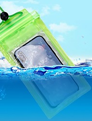 cheap -3pcs Strong 3 Layer Sealing Swimming Bags Waterproof Smart Phone Pouch Bag Diving Bags for IPhone Pocket Case for Samsung Xiaomi HTC