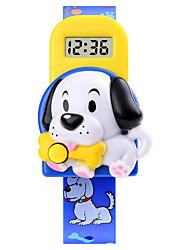 cheap -SKMEI Kids Digital Watch Digital Digital Stylish Cartoon Water Resistant / Waterproof Calendar / date / day Creative