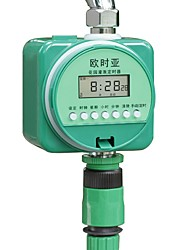 cheap -Garden Rain Sensor Automatic Watering Timing Controller Intelligent Drip Irrigation Atomization Irrigation Watering Artifact