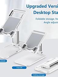 cheap -Holder Desk Mount Stand Holder Foldable Adjustable Stand Aluminum Alloy / ABS