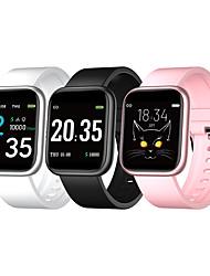 cheap -X21 Smartwatch Fitness Running Watch Bluetooth Pedometer Sleep Tracker Heart Rate Monitor Message Reminder Call Reminder Camera Control IP 67 41mm Watch Case for Smartphone Men Women
