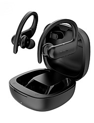 cheap -QCY T6 True Wireless Headphones TWS Earbuds Bluetooth5.0 with Charging Box Sweatproof IPX5 for Apple Samsung Huawei Xiaomi MI  Sport Fitness