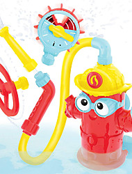 cheap -Fire Hydrant Spray Water Toy Bath Toy Bathtub Pool Toys Water Pool Bathtub Toy Plastic Bathtime Bathroom for Toddlers, Bathtime Gift for Kids & Infants / Kid's