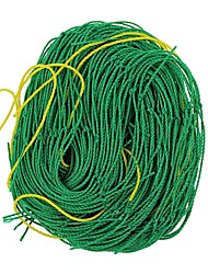cheap -1.8*1.8M Melon Fruit Morning Glory Vine Net Flower Cucumber Trellis Netting Plant Nets Climbing Garden Supplies
