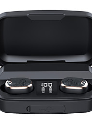 cheap -Factory Outlet S17S Wireless Earbuds TWS Headphones Bluetooth Earpiece Bluetooth5.0 Stereo HIFI with Charging Box Auto Pairing Smart Touch Control for for Mobile Phone