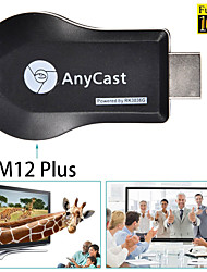 cheap -Anycast M12 Plus HDMI 2.0 Wireless HDMI Extender Transmitter Support Miracast Airplay DLNA