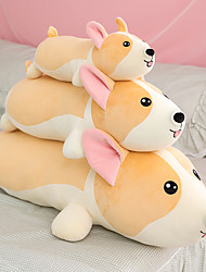 cheap -Plush Toy Sleeping Pillow Stuffed Animal Plush Toy Dog Pillow Animal Puppy Animals Gift Cute Soft Plush Imaginative Play, Stocking, Great Birthday Gifts Party Favor Supplies Boys and Girls Kid's