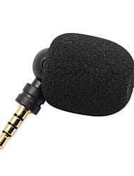 cheap -3.5mm Plug-in Condenser Microphone For Skype PC Voice Amplifier